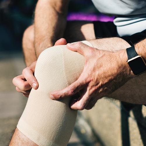 CBD and knee pain